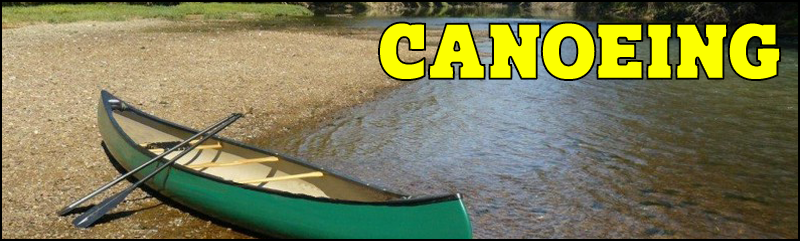 Canoe Down the River